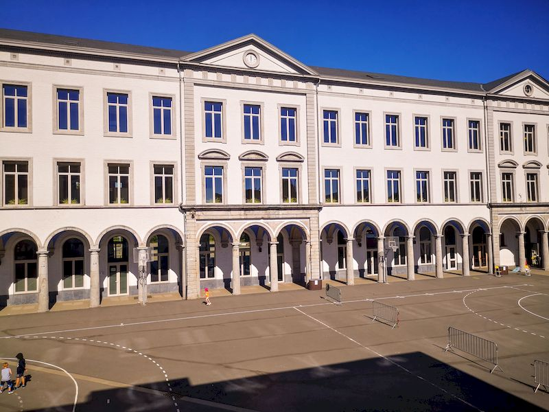 Collège st Stanislas Mons